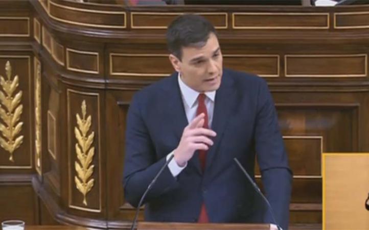 Pedro Sánchez apela al diálogo: