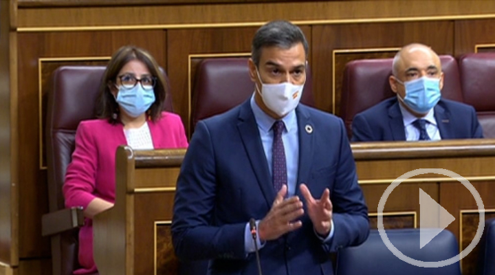 Las formaciones critican a Sánchez por el pésame de un preso de ETA