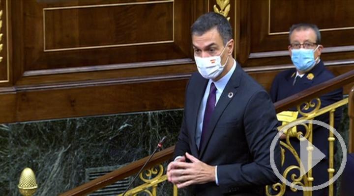 Sánchez anuncia conferencia de presidentes con la presidenta de la Comisión Europea