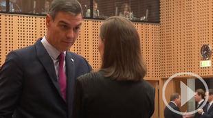 Sánchez pide Europa 'medidas extraordinarias' en materia de energía