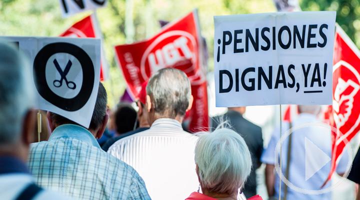 El gasto en pensiones aumenta un 4,8% en septiembre