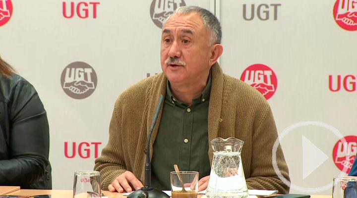 UGT ve prioritario la derogación de la reforma laboral