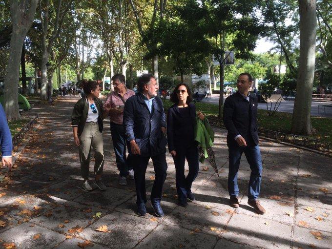 El PSOE propone peatonalizar una calle por distrito los fines de semana