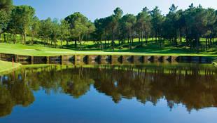 Disfrutar en el PGA Girona, un campo complicado