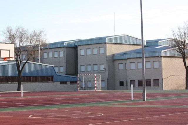 Las instalaciones son de las más antiguas del municipio