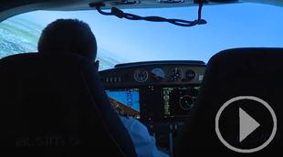 Pilotos de aviación, una salida profesional para jóvenes