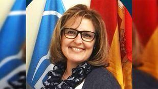 Rosa María Ganso, concejala del PP de Pinto