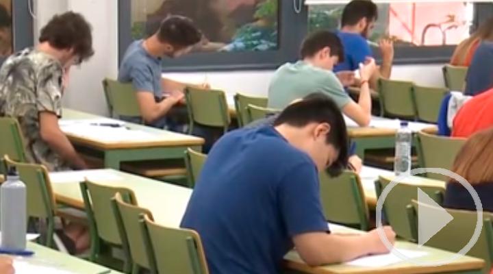 Los alumnos madrileños, los mejores para resolver problemas en grupo