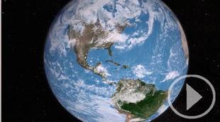 La Tierra, a velocidad mínima de traslación