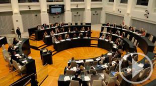 Siga en directo el Pleno del Ayuntamiento de Madrid