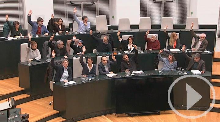 PSOE y Más Madrid abandonan el Pleno sobre Presupuestos