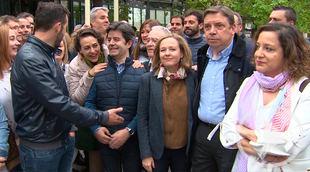 Los políticos se unen en apoyo a la manifestación contra la despoblación