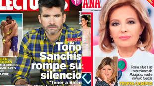 Las revistas: Toño Sanchís coge su fusil, pero no se sabe si lleva balas de fogueo