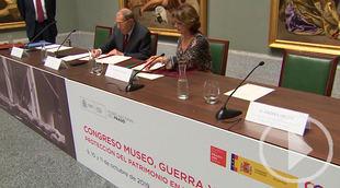 El Prado celebra el salvamento de su obras tras la guerra
