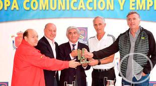 El Premio Madrid Iniciativa de Golf llega al Centro Nacional