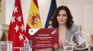Madrid premiada como 'Región Emprendedora Europea' 2021-2022