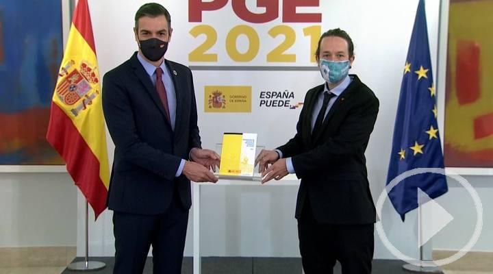 PSOE y Podemos acuerdan el borrador de los PGE