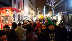 Madrid restringe circular a grandes camiones durante la Nochevieja y las cabalgatas