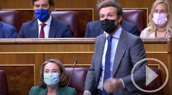 Primer pleno del curso político marcado por Cataluña