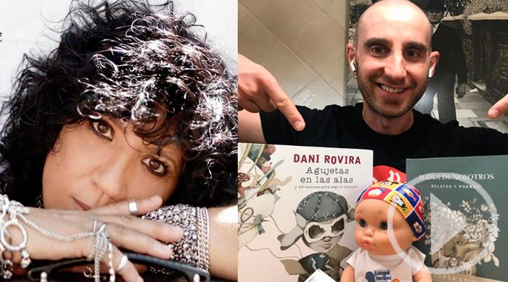 Dani Rovira se suma a la lucha de Rosana para recaudar fondos contra el COVID