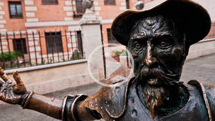 'Miguel de Cervantes: de la vida al mito' llega a Madrid