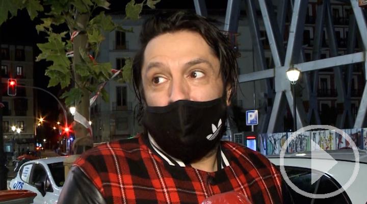 Rafael Amargo reivindica su inocencia y anuncia demandas