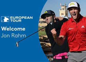 """Rahm: """"Siempre he querido ser miembro del Tour Europeo y jugar la Ryder Cup pero no imaginé que fuera a ser tan pronto'"""