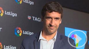 Raúl González Blanco cumple 42 años