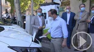 La mitad de España tendrá cargadores de vehículo eléctrico