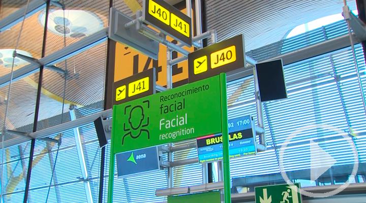 Aena e Iberia prueban el reconocimiento facial