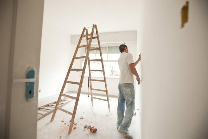 Las reformas lideran la recuperación en la construcción