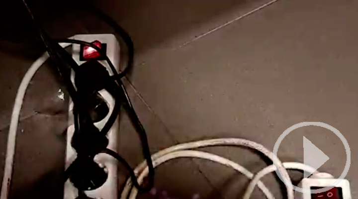 El 20% de los fuegos en el hogar son producidos por causas eléctricas.