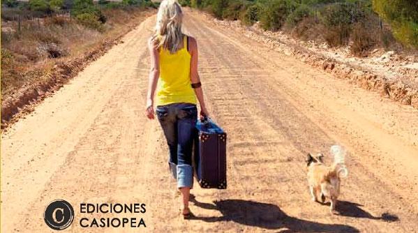 Cartel de la VII Edición del Premio Internacional de Relatos de Mujeres Viajeras