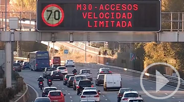 La contaminación no deja Madrid, ni otras comunidades