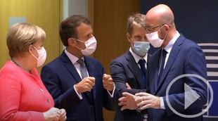 Los líderes de la UE debaten sobre las patentes de la vacuna