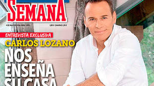 Las revistas: Carlos Lozano y Mónica Hoyos son