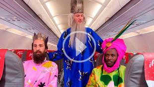¡Sus Majestades Los Reyes Magos de Oriente ya están aquí!