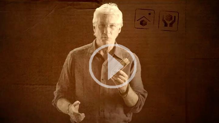 Richard Gere se convierte en una persona de cartón