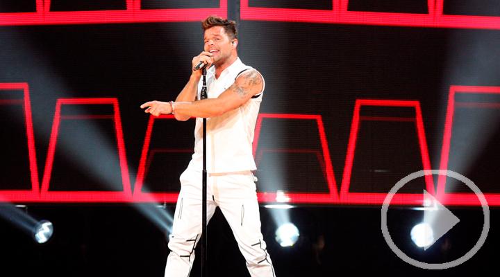 Ricky Martin actuará en Madrid el 16 de Septiembre