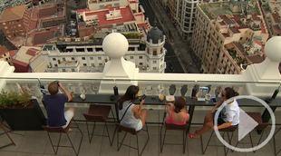 Así es el interior del hotel RIU Plaza España