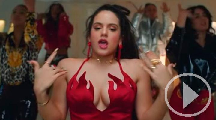 Rosalía es la artista más vista en YouTube en 2019
