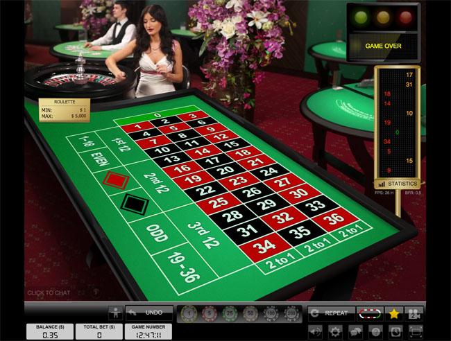 Jugar a juegos de casino en línea