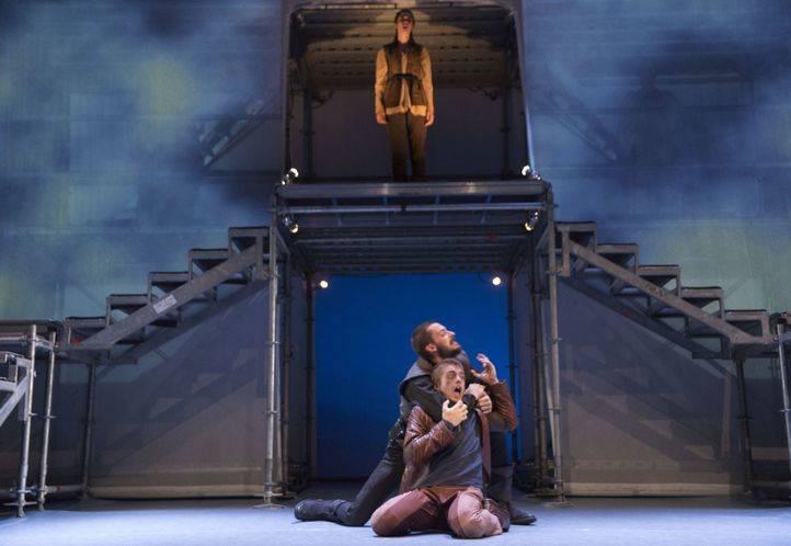 'El rufián dichoso', en el Teatro de Bellas Artes