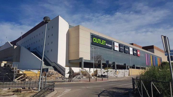 Sambil Outlet Madrid en Leganés