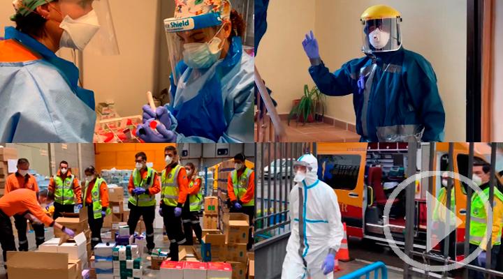 Balance del Samur-PC de la pandemia