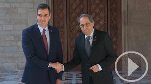 Sánchez constituirá la mesa de diálogo el 26 de febrero