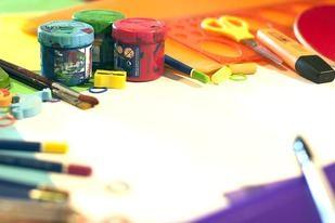 Escribir y colorear ¿todo es empezar?