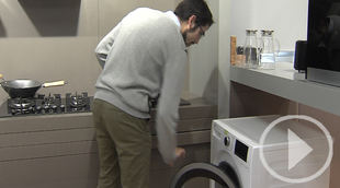 Una secadora que elimina el coronavirus de los tejidos