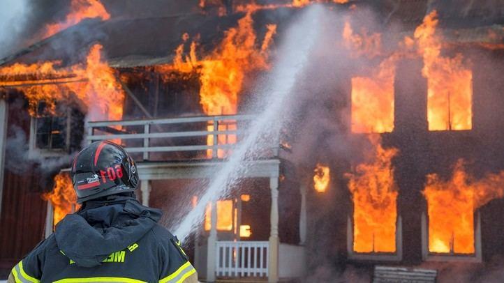 Oposiciones bomberos Madrid
