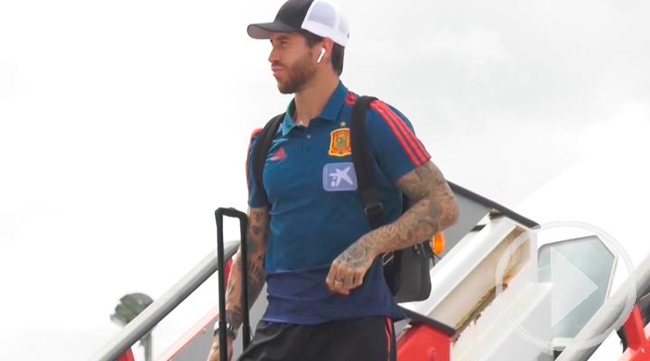 Sergio Ramos alcanza el récord de Casillas en la selección